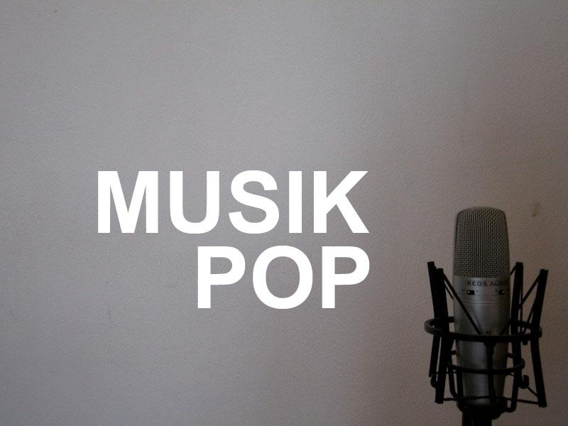 Musik pop di Indonesia