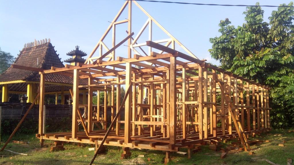 kontruksi kayu