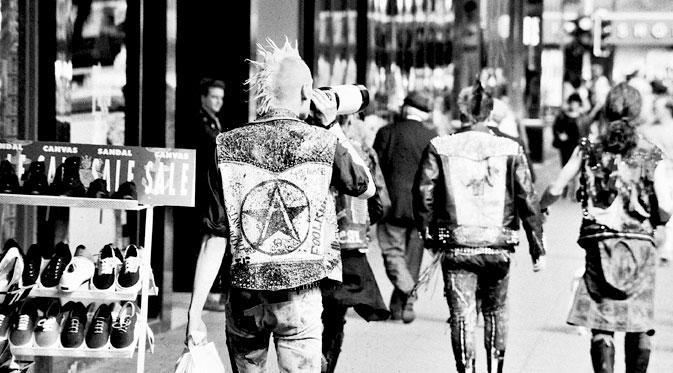 sejarah musik punk rock