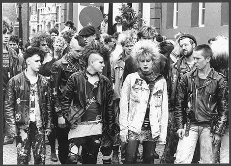 musik punk rock