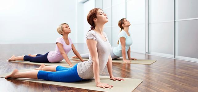 keuntungan melakukan yoga