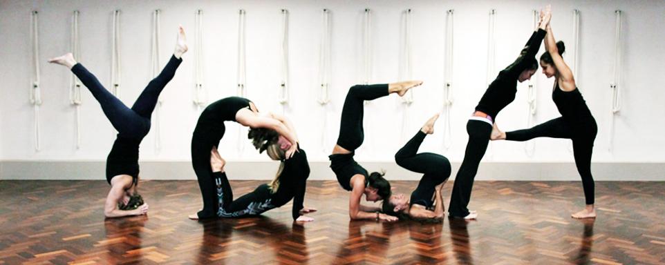 gerakan yoga paling mudah