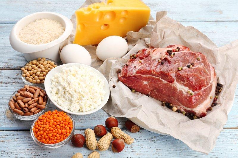 makanan untuk otot 2