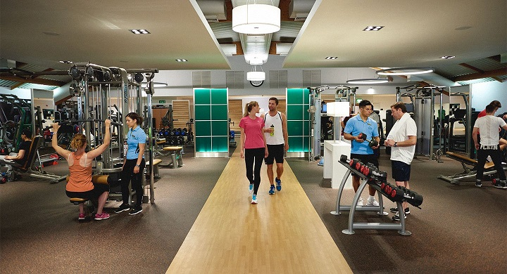 gym health fitness clubs in