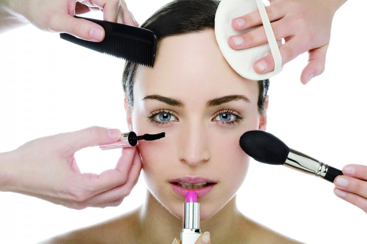 kosmetik yang mudah dipakai