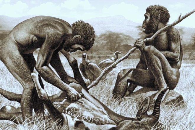 Manusia purba berburu