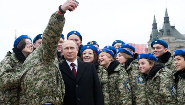 keadaan militer rusia