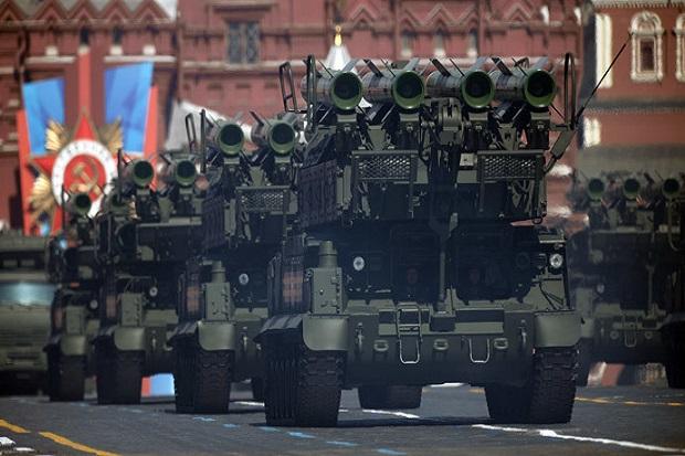 persenjataan militer rusia