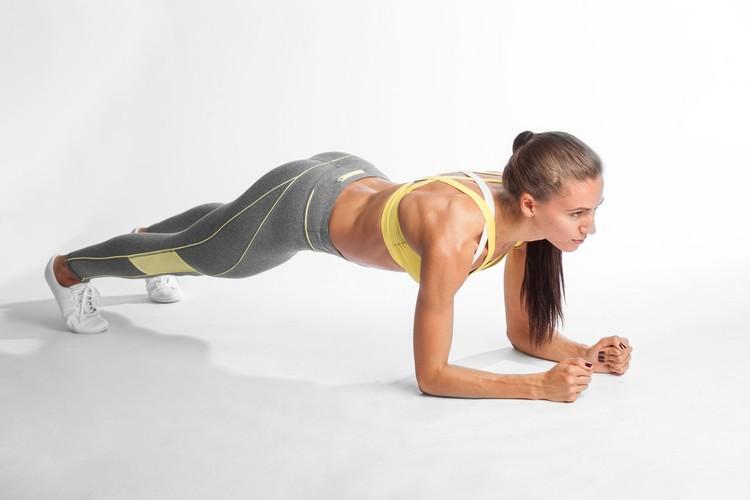 Apa kita bisa berotot hanya dengan olahraga push-up? - Galena