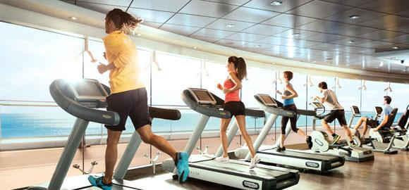 fitness tanpa pelatih
