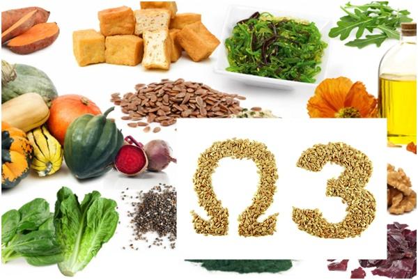 omega 3 makanan