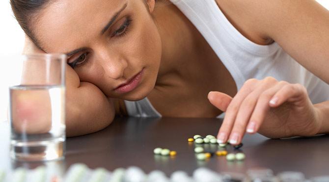 penggunaan obat antidepresan