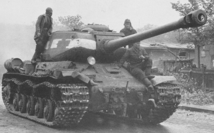tank perang dunia