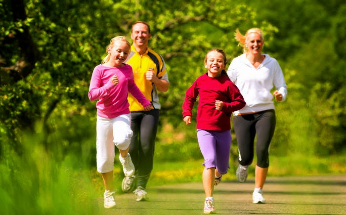 Olahraga adalah salah satu cara untuk menurunkan kolesterol
