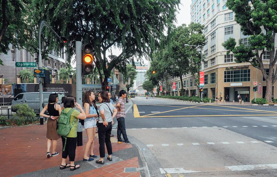 kerugian tinggal di Singapura
