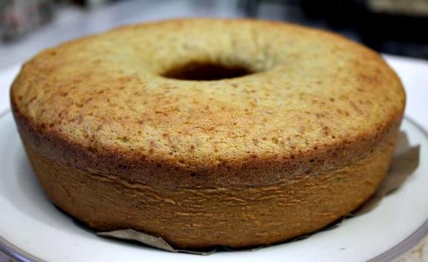 Resep membuat kue bolu