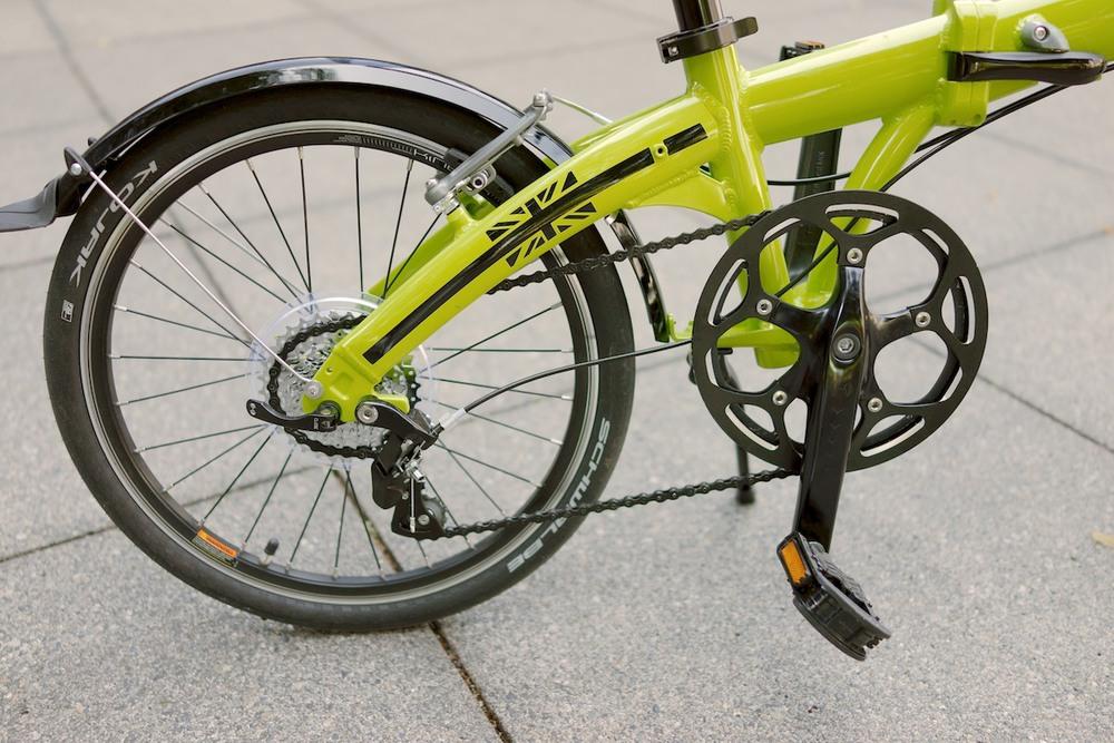 kehebatan sepeda lipat