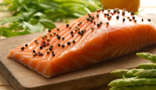 Ikan salmon boleh dikomsumsi oleh penderita batu ginjal