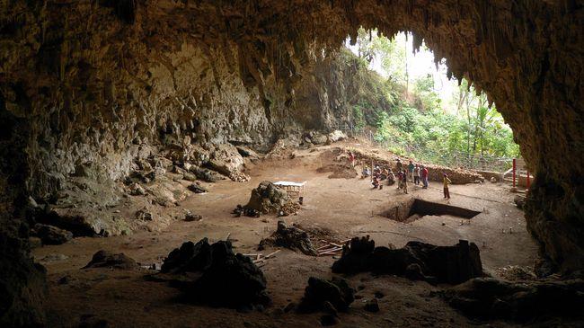gua manusia purba sulawesi