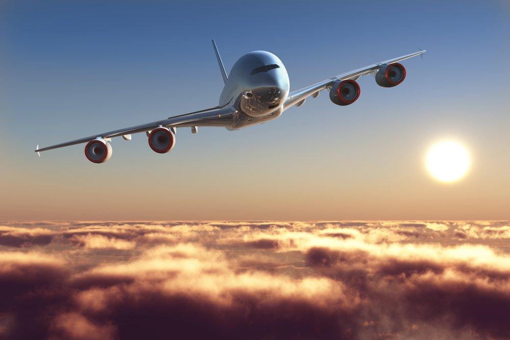 pengaruh gempa bumi ke pesawat terbang