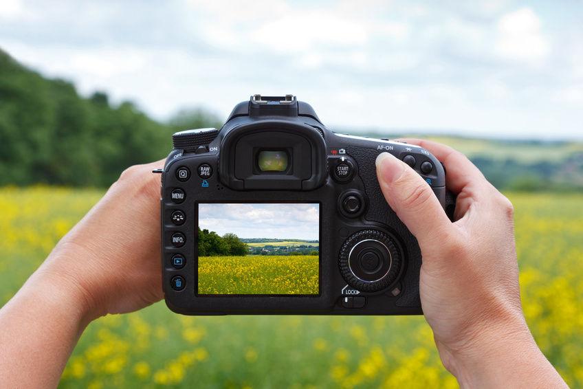 penggunaan kamera