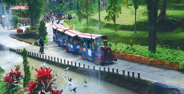 Taman Lalu Lintas Saka Bhayangkara Jakarta