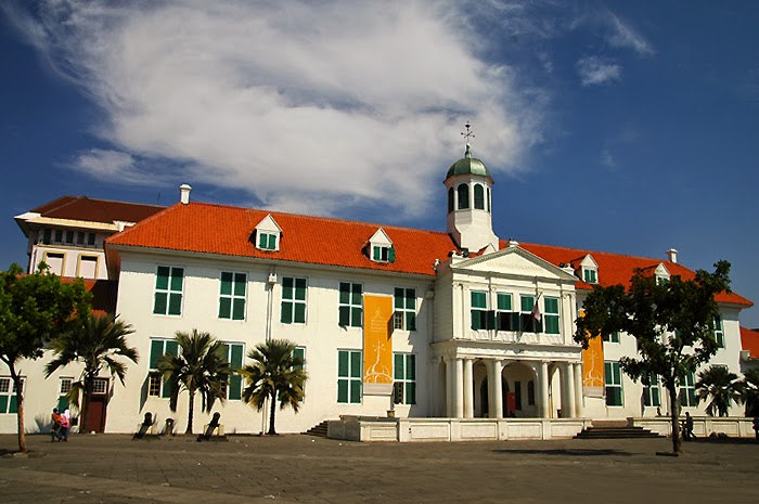 gedung VOC di Batavia