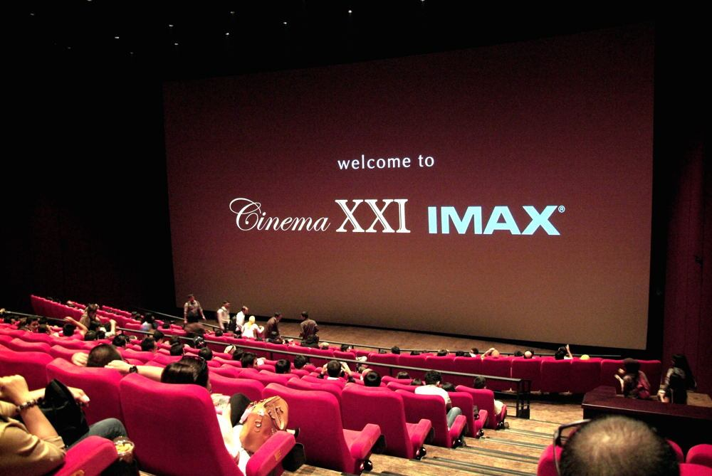 bioskop imax