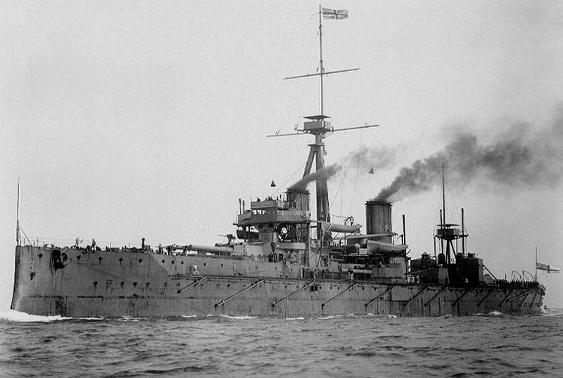 kapal perang terhebat