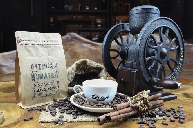 Bisnis kedai kopi di Indonesia