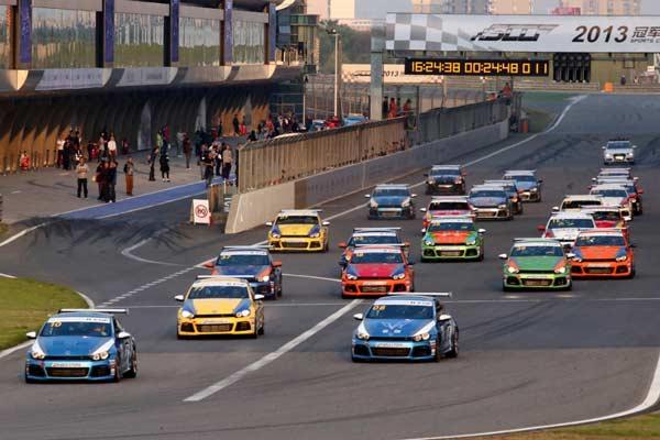 balap mobil terkenal